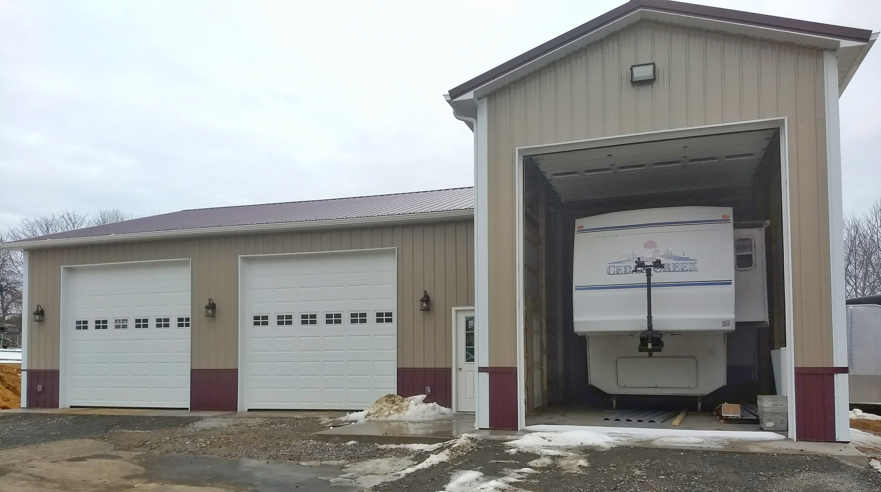 with well barns garages garage as barn plans pole of loft apartment