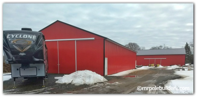 Lancaster Pole Barns and Buildings by R&R Pole Builders
